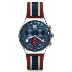 Reloj Swatch Unisex Irony Chrono College Time YVS449