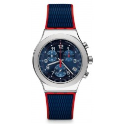 Reloj Swatch Hombre Irony Chrono Secret Operation YVS452