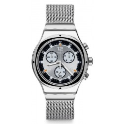 Reloj Swatch Unisex Irony Chrono TV Time YVS453M