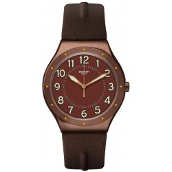Reloj Swatch Hombre Irony Big Classic Copper Time YWC100