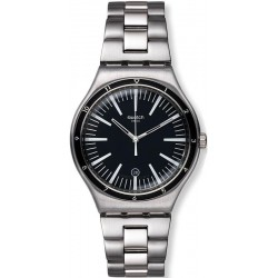 Reloj Swatch Hombre Irony Big Classic Mire Noire YWS411G