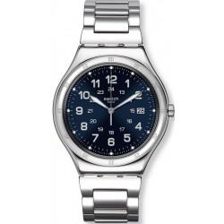 Comprar Reloj Swatch Hombre Irony Big Classic Blue Boat YWS420G