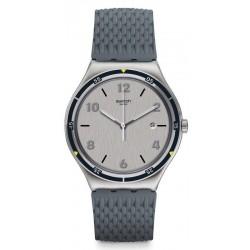 Reloj Swatch Hombre Irony Big Classic Asphaltise YWS447