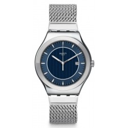 Reloj Swatch Hombre Irony Big Classic Blue Icone YWS449M