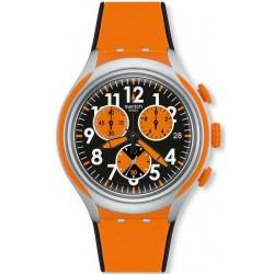 Reloj Swatch Hombre Irony Xlite Feel Strong Cronógrafo YYS4003