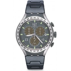 Reloj Swatch Hombre Irony Xlite Shark Attack YYS4027AG Cronógrafo