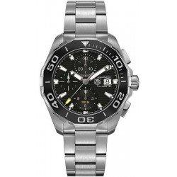 Comprar Reloj Hombre Tag Heuer Aquaracer CAY211A.BA0927 Cronógrafo Automático