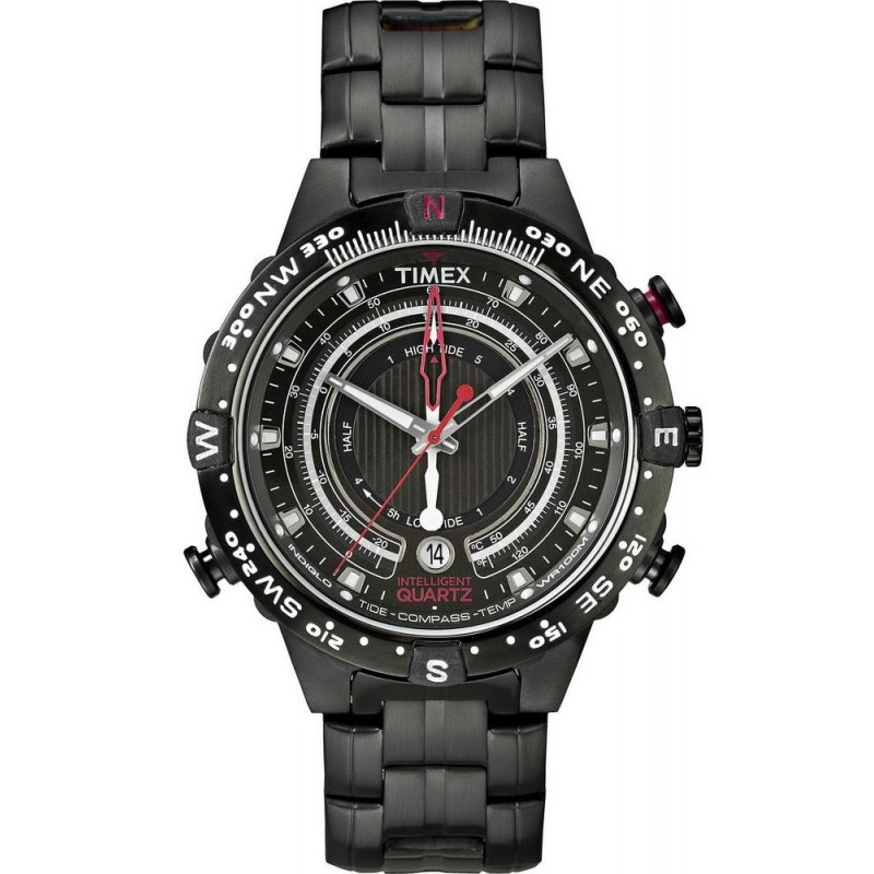 92c750c715ee Reloj Timex Hombre Intelligent Quartz Tide Temp Compass T2P140 ...