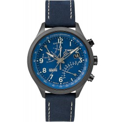 Reloj Timex Hombre Intelligent Quartz Fly-Back Chronograph T2P380