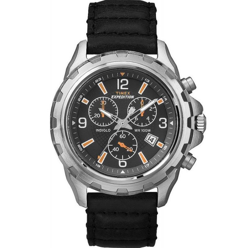 77d3e7ac1a29 Reloj Timex Hombre Expedition Rugged Chrono T49985 Quartz - Joyería ...