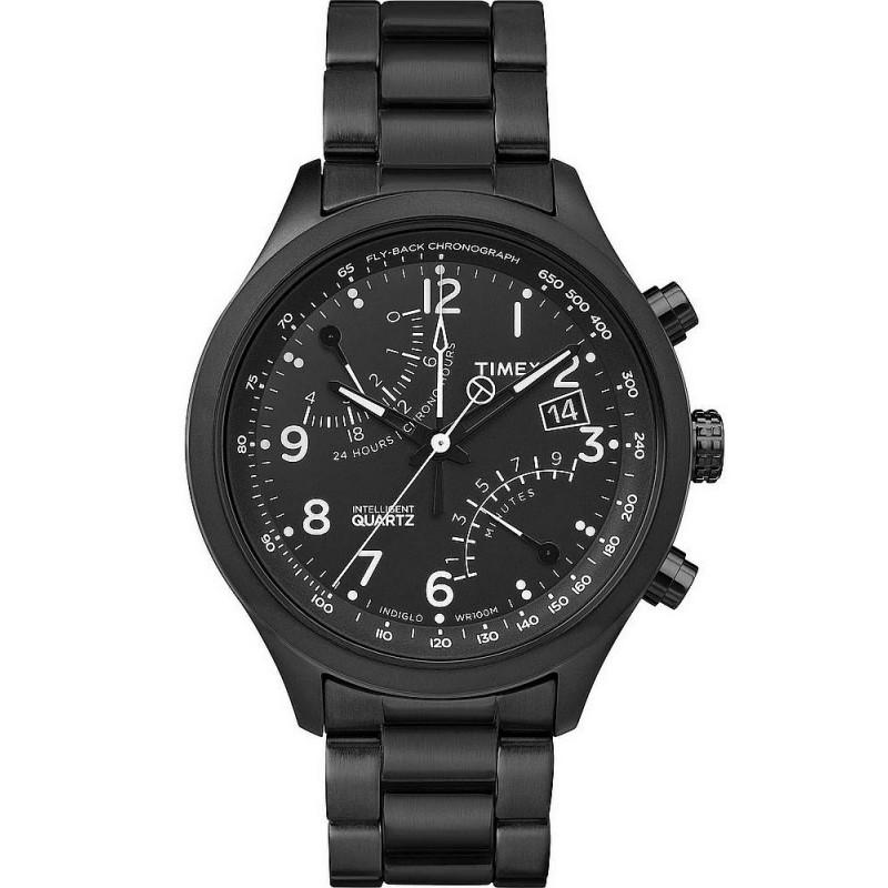 2b772575987e Reloj Timex Hombre Intelligent Quartz Fly-Back Chronograph TW2P60800 ...