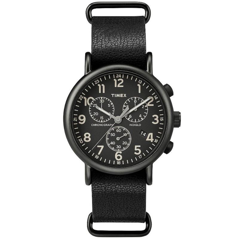 2bc0247919e4 Reloj Timex Hombre Weekender Chronograph Quartz TW2P62200 - Joyería ...