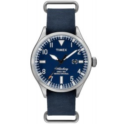 Reloj Timex Hombre The Waterbury Date Quartz TW2P64500