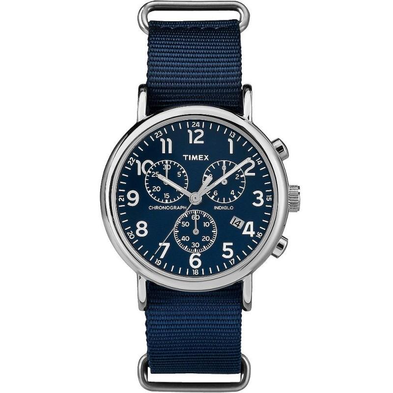 04a391cde3e5 Reloj Timex Hombre Weekender Chronograph Quartz TW2P71300 - Joyería ...
