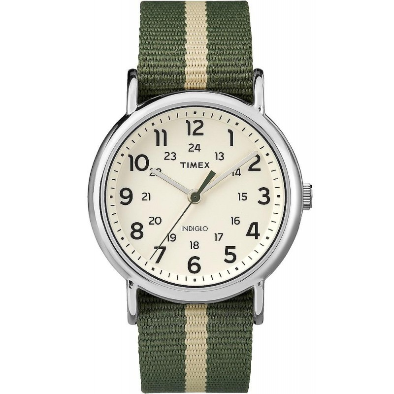 fb537f890d96 Reloj Timex Hombre Weekender TW2P72100 Quartz - Joyería de Moda