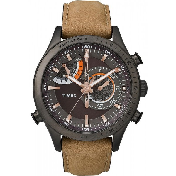 Comprar Reloj Timex Hombre Intelligent Quartz Chrono Timer TW2P72500