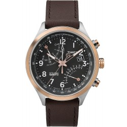 Reloj Timex Hombre Intelligent Quartz Fly-Back Chronograph TW2P73400