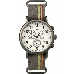 Reloj Timex Hombre Weekender Chronograph Quartz TW2P78000