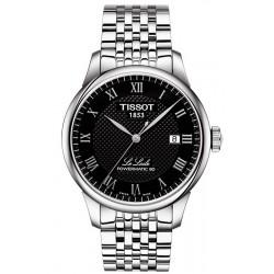 Reloj Hombre Tissot T-Classic Le Locle Powermatic 80 T0064071105300