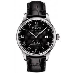 Reloj Hombre Tissot T-Classic Le Locle Powermatic 80 T0064071605300
