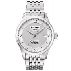 Reloj Hombre Tissot T-Classic Le Locle Automatic COSC T0064081103700