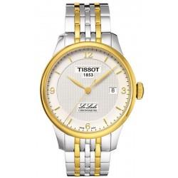 Reloj Hombre Tissot T-Classic Le Locle Automatic COSC T0064082203700