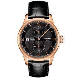 Reloj Hombre Tissot Le Locle Automatic Regulateur T0064283605802