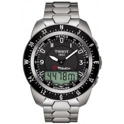 Reloj Hombre Tissot T-Touch Expert Titanium T0134204405700