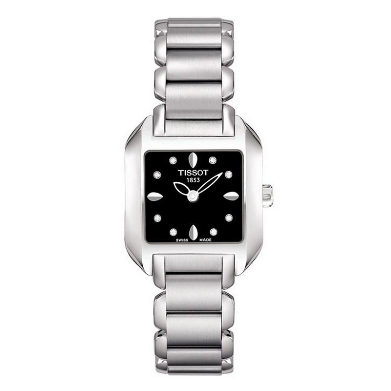 Reloj Mujer Tissot T-Lady T-Wave T02128554 Quartz - Joyería de Moda fc02446d34fd