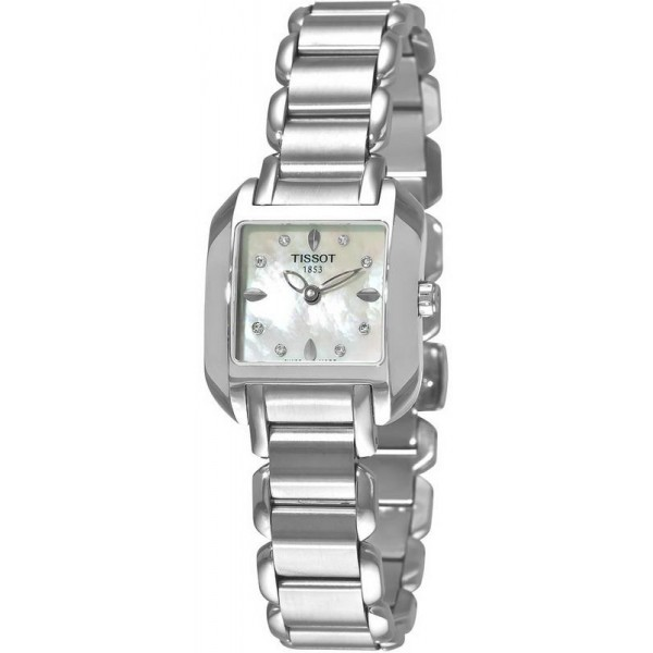 Comprar Reloj Mujer Tissot T-Lady T-Wave T02128574 Quartz
