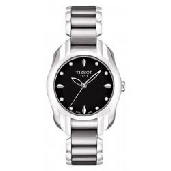 Reloj Mujer Tissot T-Lady T-Wave Round T0232101105600 Quartz