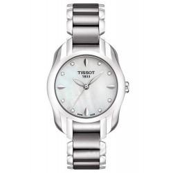 Reloj Mujer Tissot T-Wave Round T0232101111600 Quartz