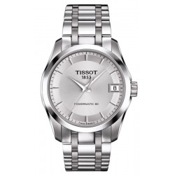 Reloj Mujer Tissot T-Classic Couturier Powermatic 80 T0352071103100