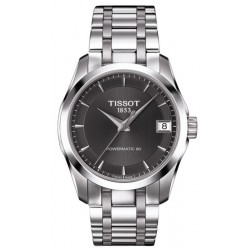 Reloj Mujer Tissot T-Classic Couturier Powermatic 80 T0352071106100