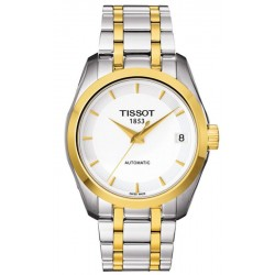 Reloj Mujer Tissot T-Classic Couturier Automatic T0352072201100