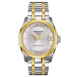 Reloj Mujer Tissot T-Classic Couturier Powermatic 80 T0352072203100
