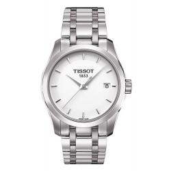 Reloj Mujer Tissot T-Classic Couturier Quartz T0352101101100