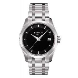 Reloj Mujer Tissot T-Classic Couturier Quartz T0352101105100