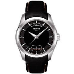 Reloj Hombre Tissot T-Classic Couturier Automatic T0354071605101