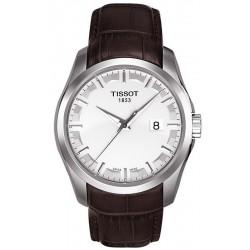 Reloj Hombre Tissot T-Classic Couturier Quartz T0354101603100