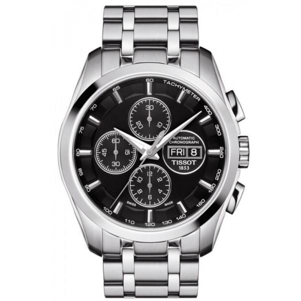 Comprar Reloj Hombre Tissot Couturier Automatic Chronograph T0356141105101