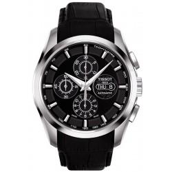 Comprar Reloj Hombre Tissot Couturier Automatic Valjoux T0356141605100