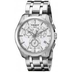 Reloj Hombre Tissot T-Classic Couturier Chronograph T0356171103100
