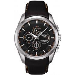 Comprar Reloj Hombre Tissot Couturier Automatic Chronograph T0356271605101