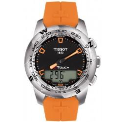 Reloj Hombre Tissot T-Touch II T0474201705101