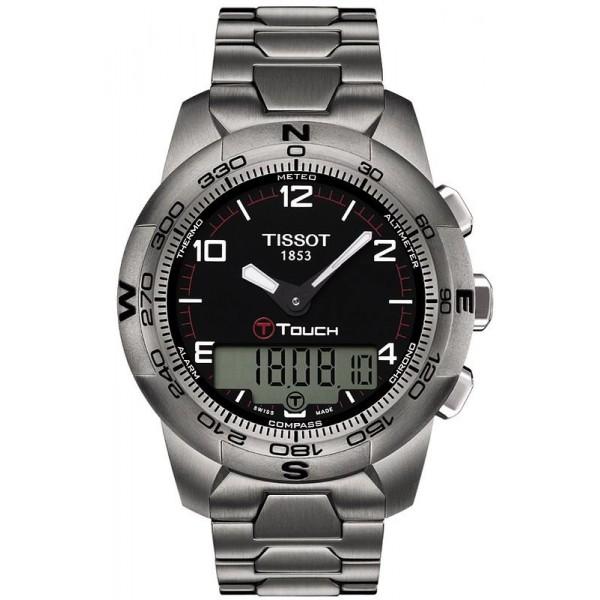 Comprar Reloj Hombre Tissot T-Touch II Titanium T0474204405700