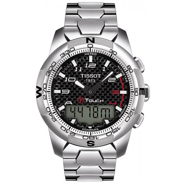 Comprar Reloj Hombre Tissot T-Touch II Titanium T0474204420700