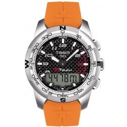 Reloj Hombre Tissot T-Touch II Titanium T0474204720701