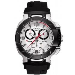 Reloj Hombre Tissot T-Sport T-Race Chronograph T0484172703700