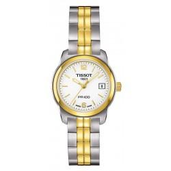 Reloj Mujer Tissot T-Classic PR 100 Quartz T0492102201700
